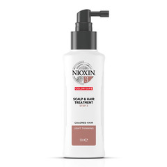 NIOXIN System 3 Scalp & Hair Treatment - Питательная маска (Система 3) 100мл