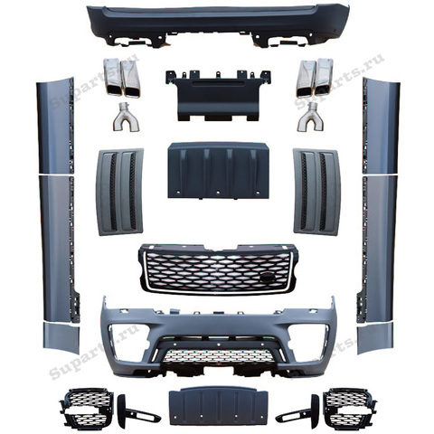 Обвес Range Rover 2013-2017 SVO