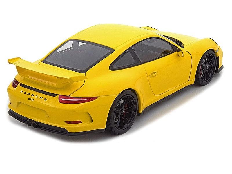 Коллекционная модель Porsche 911 GT3 (991) 2013