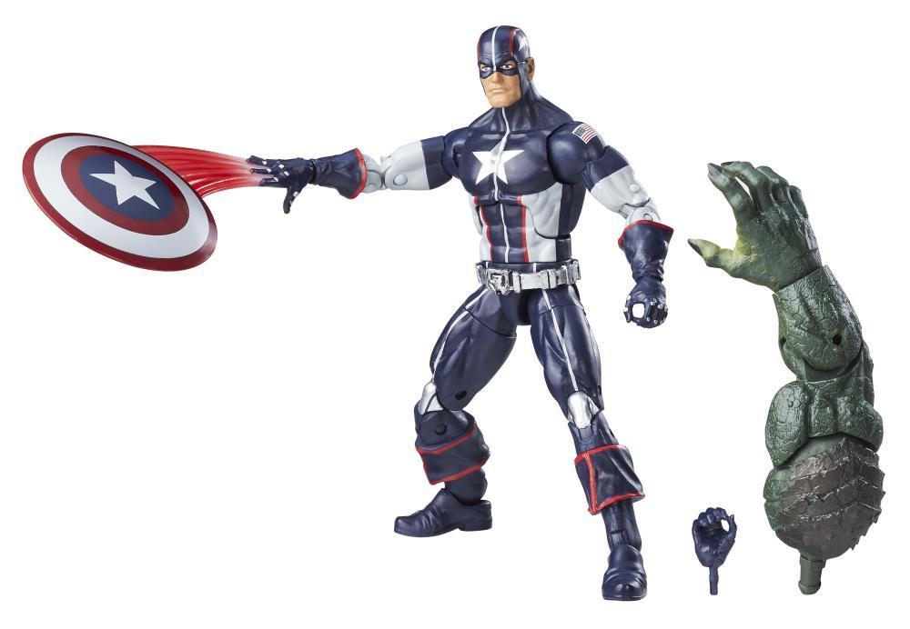 Фигурка Капитан Америка (Secret War Captain America) Marvel Legends 15 см