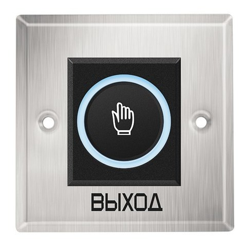 Бесконтактная кнопка