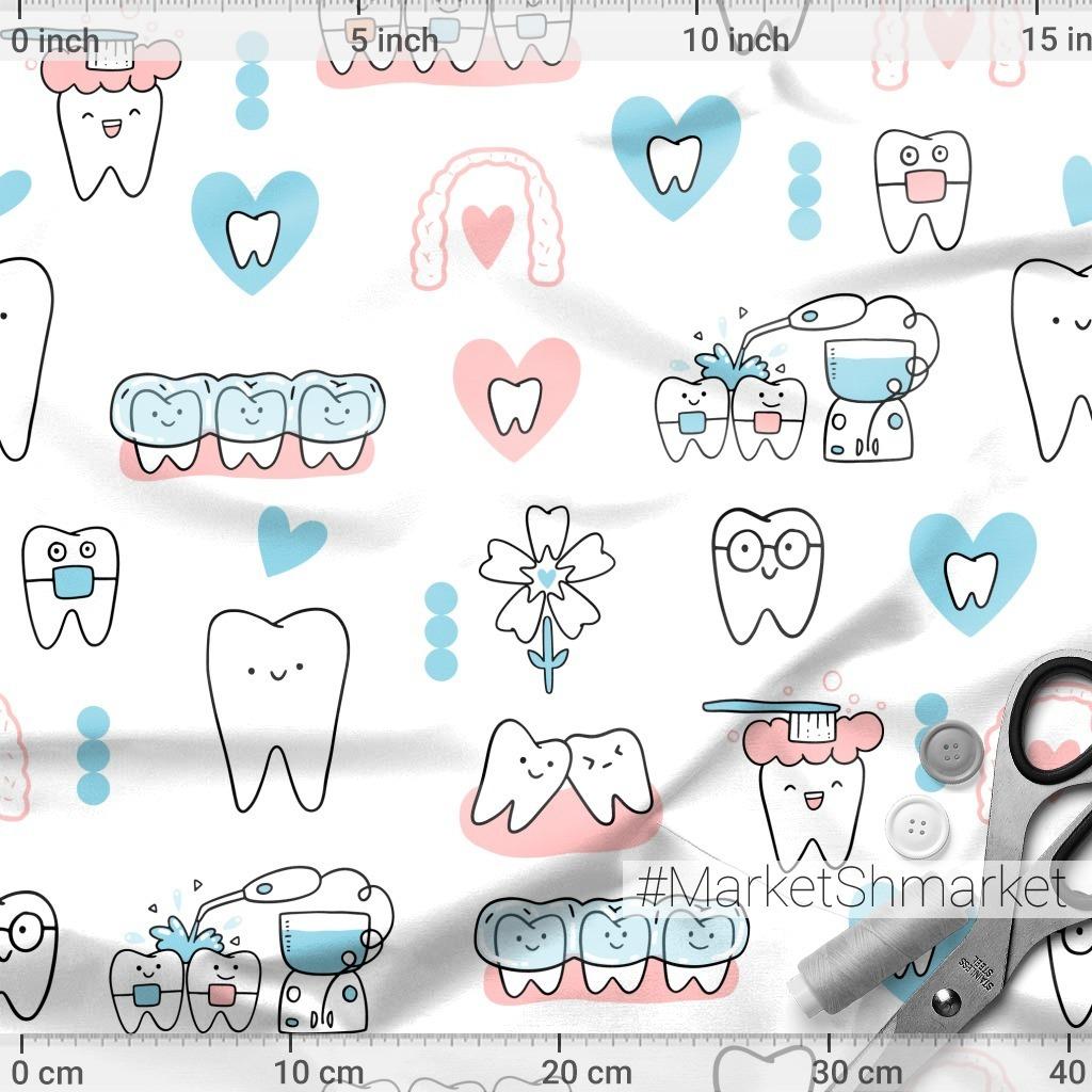 Визит к стоматологу - каждые полгода. Ирригатор, щетка и зубная нить - топ.