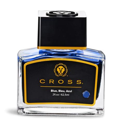 Cross Чернила (флакон), синий, 62,5 мл123