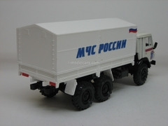 KAMAZ-43101 Russian Ministry of Emergency Situations Elecon 1:43