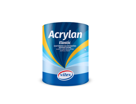 Эластомерная изоляционная краска - Acrylan
