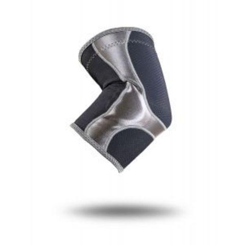 79912 Hg80® Elbow Support, Black, M, Поддержка локтя с гелевыми подушечками
