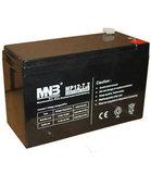 Аккумулятор MNB MP 12-7,2 ( 12V 7,2Ah / 12В 7,2Ач ) - фотография