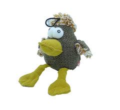 NEMS игрушка для собак - утка крякающая 14см