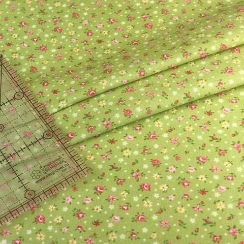 Ткань для пэчворка, хлопок 100% (арт. X0513)