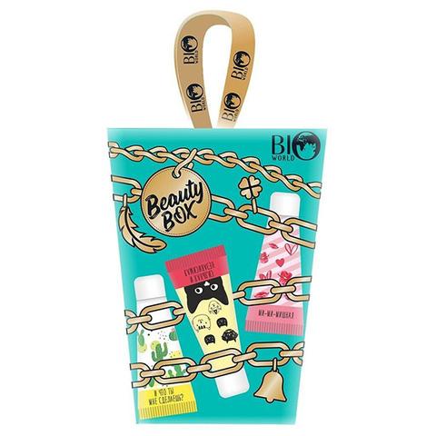 Bio World Secret Life Подарочный набор косметики Beauty Box