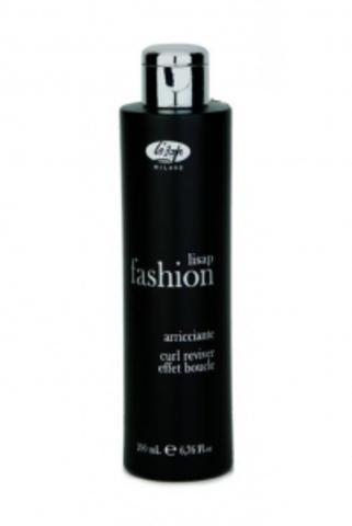 Разглаживающий крем для непослушных кудрявых волос «Lisap Fashion Straightener» (200 мл)
