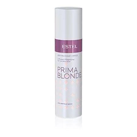 Спрей двухфазный для светлых волос Estel  Prima Blonde, 200 мл
