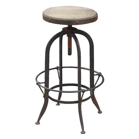 барный стул Industrial Barstool