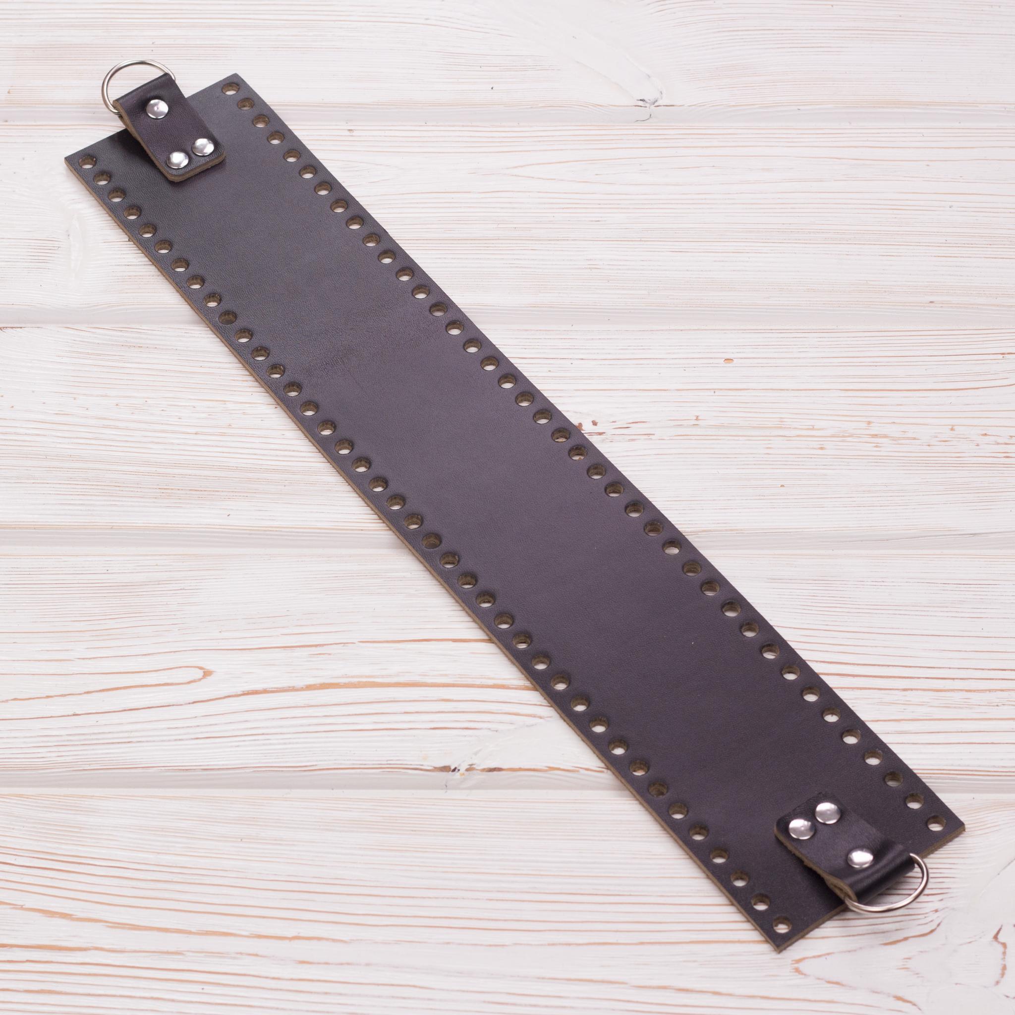 Вся фурнитура Боковая часть для сумки черная широкая 4мм IMG_3760.jpg