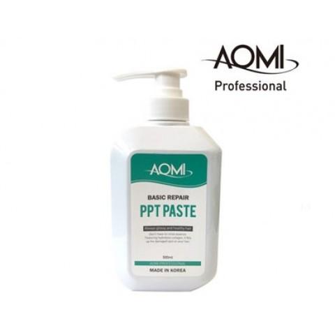 Aomi Маска кератиновая для волос 500мл