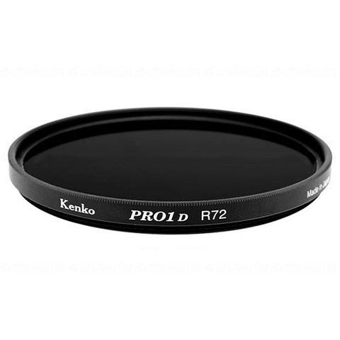 Инфракрасный фильтр Kenko Pro 1D R-72 на 62mm