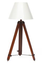Лампа напольная на треноге Secret De Maison ( mod. 18604 ) — античная медь/коричневый