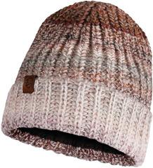 Шапка вязаная с флисом Buff Hat Knitted Polar Olya Grey