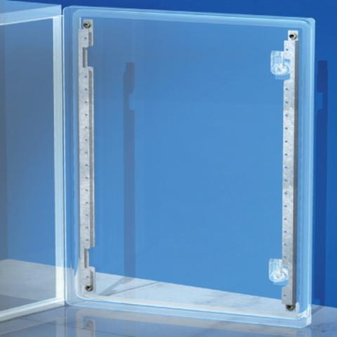 Рейки дверные, вертикальные, для шкафов CE В=800мм, 1 упаковка - 2шт.