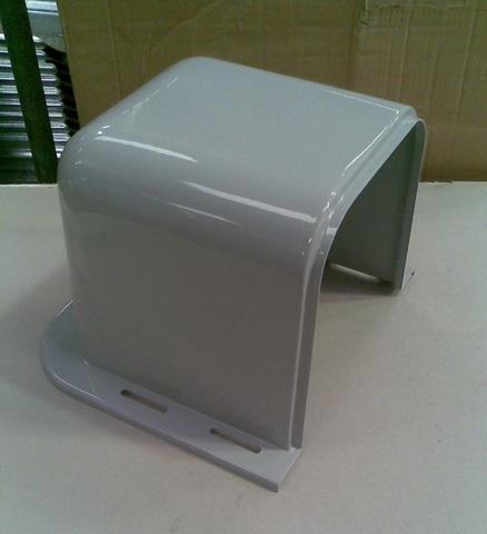 13500001 Кожух защитный из пластика для молочного насоса 8000 л