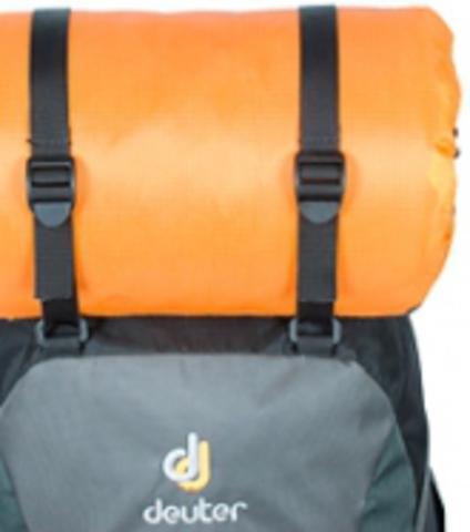 Картинка рюкзак туристический Deuter Aircontact 60+10 Sl Aubergine-Cranberry