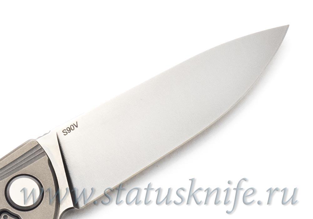 Нож Широгоров Неон Лайт  S90V Lite 2D - фотография