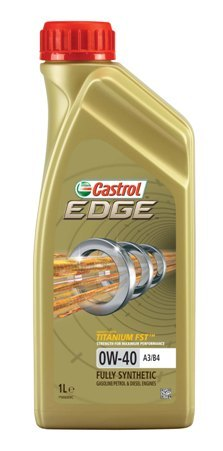 Castrol EDGE 0W40 A3/B4 Cинтетическое моторное масло