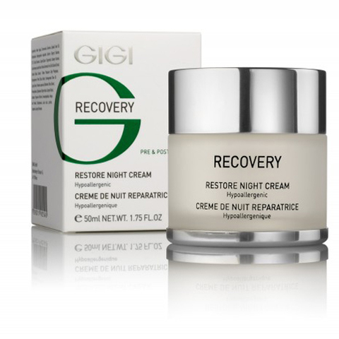 GIGI RECOVERY: восстанавливающий ночной крем (RESTORE NIGHT CREAM), 50 мл