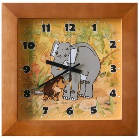 Настенные часы Салют ДС-2АА27-424