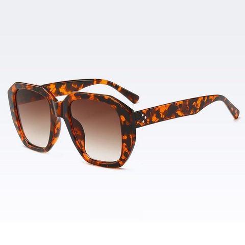 Солнцезащитные очки 2042002s Тигровый - фото