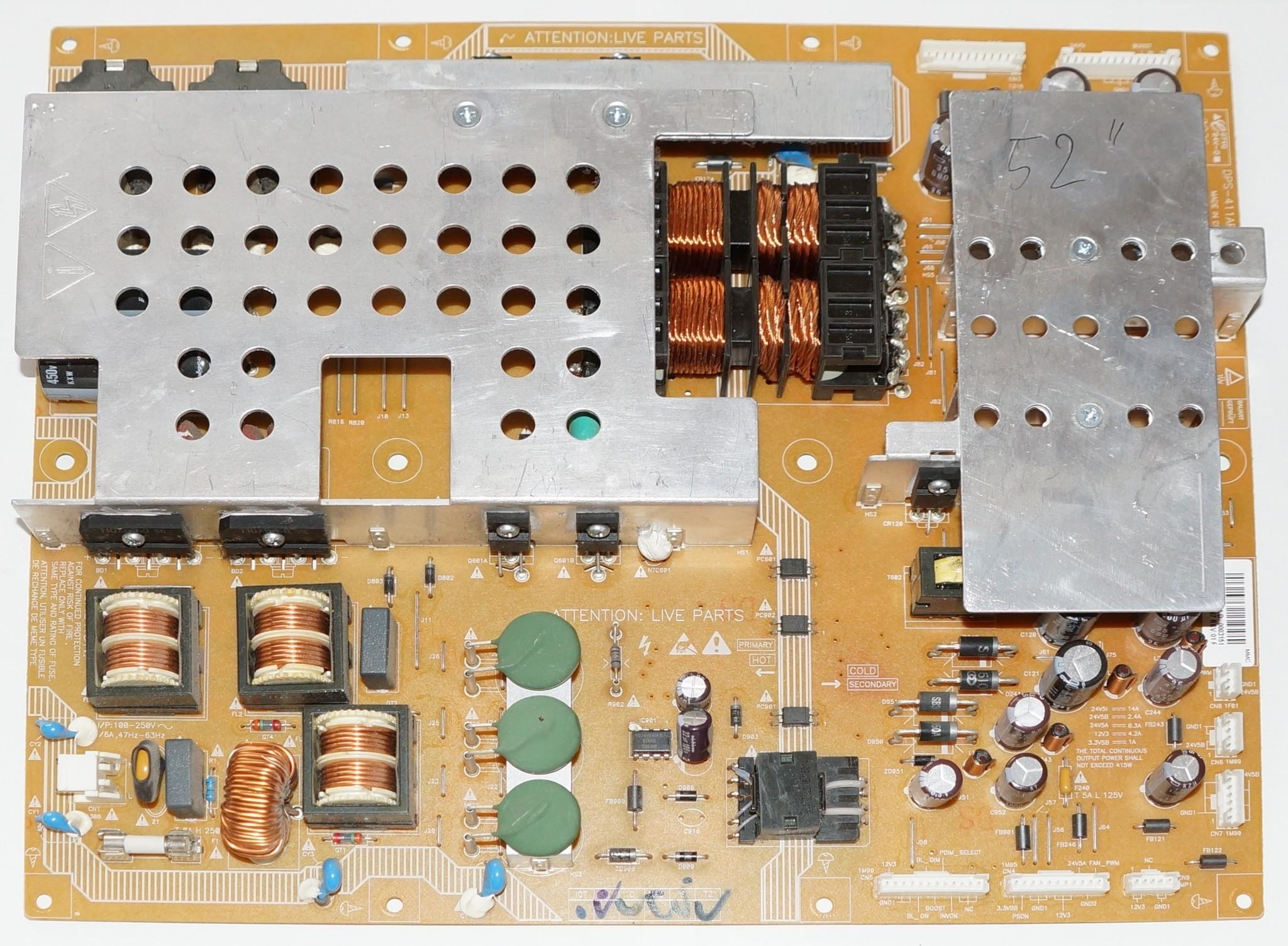 DPS-411AP-3 2722 171 00867 rev01
