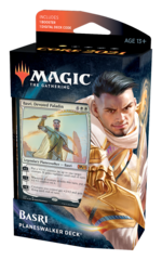 Колода Planeswalker'а «Core set 2021»: Basri (на английском)