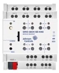 Johnson Controls GRIO-08CH-KNX