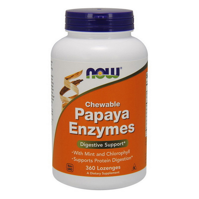 Papaya Enzyme Chewable