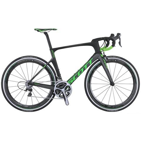 Scott Foil Team Issue (2016)черный с зеленым