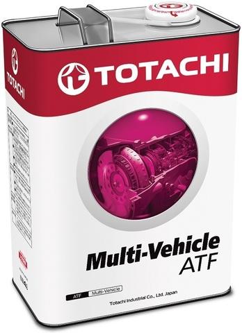 ATF Multi-Vehicle TOTACHI масло трансмиссионное для АКПП (4 Литра)