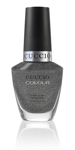 Лак Cuccio Colour, Pewter Principle, 13 мл.