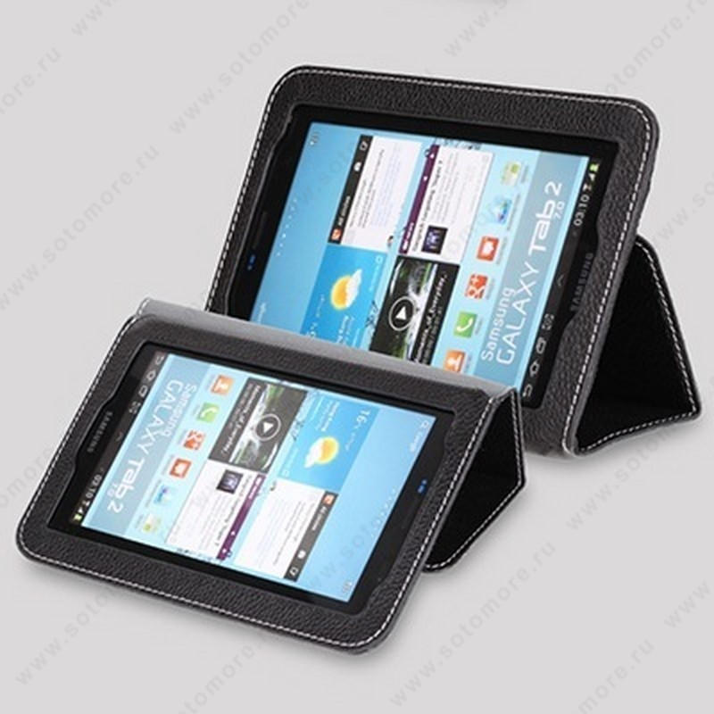 Чехол-книжка Yoobao для Samsung Galaxy Tab 2 7.0 P3100 - Yoobao Executive Leather Case Black