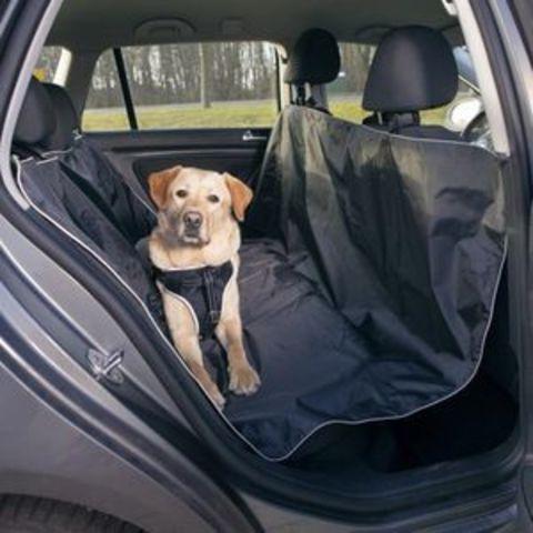 TRIXIE Подстилка для собаки в автомобиль 1,45*1,60 черный