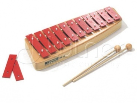Sonor 28511001 Orff NG 10 Глокеншпиль сопрано