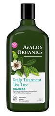 Шампунь-лечение с чайным деревом, Avalon Organics