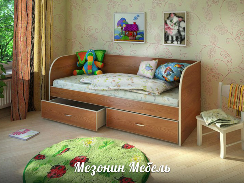Кровать Мезонин 22