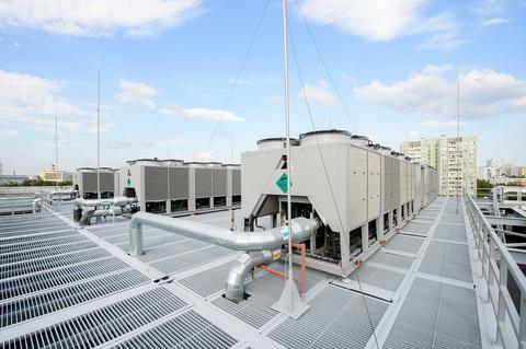 Проектирование и строительство систем кондиционирования и холодоснабжения