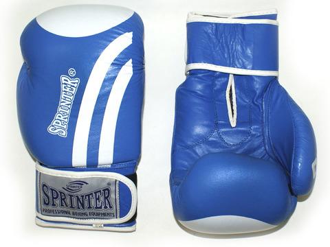 Перчатки бокс SPRINTER Proffesional  STAR. Размер-вес 12
