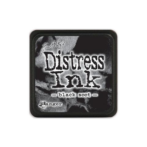 Подушечка Distress Ink Ranger - Black Soot