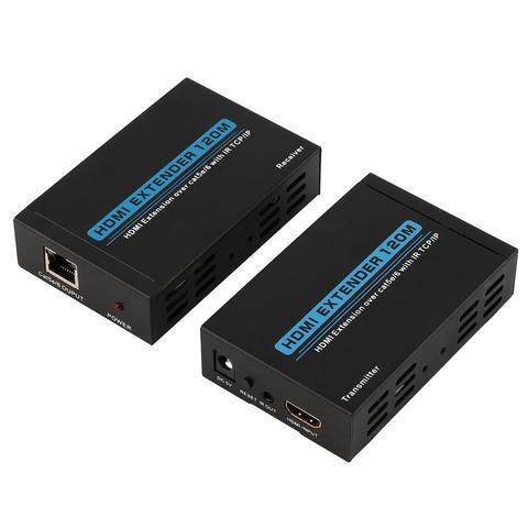 Удлинители HDMI, VGA, USB Extender по витой паре