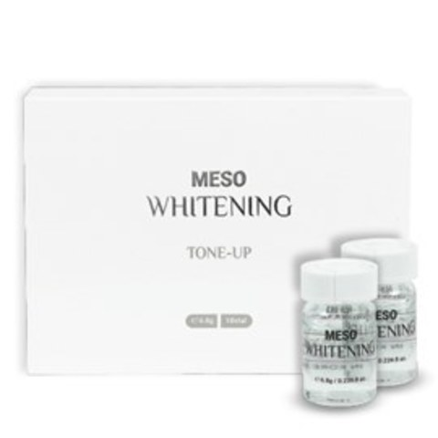 Мезо сыворотка PHYSIOLAB MESO Whitening TONE-UP 1 упаковка (10 ампул по 6,8 мл)
