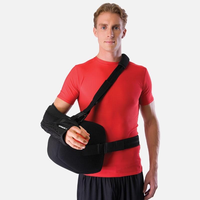 Плечевой сустав Ортез для плечевого сустава с отведением 45° и 60° DonJoy Ultrasling III Ab 401e263289d0c7b3d203fbbf1af2defa.jpg