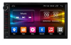 Штатная магнитола на Android 6.0 для Mitsubishi Colt 02-12 Ownice C500 S7002G