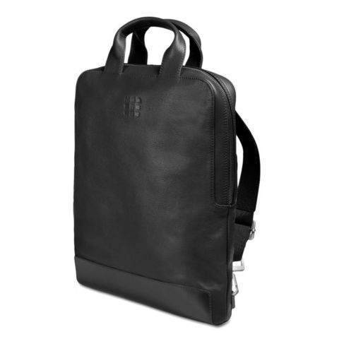 Сумка Moleskine Classic Leather ET84UDBVBK черный кожа